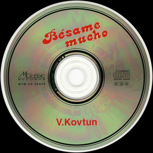 Ковтун Валерий - Besame Mucho (1995)