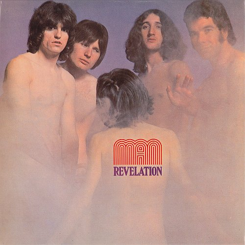 Man - Revelation (1969) - Paper sleeve reissue, Japan
