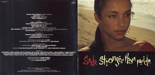 SADE - Stronger Than Pride (1988)