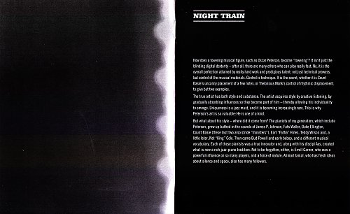 Oscar Peterson - Night Train (1962)