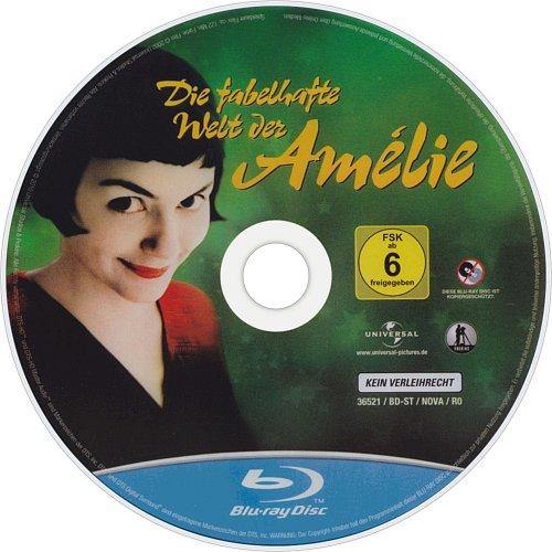 Амели / Le Fabuleux Destin d'Amelie Poulain (2001)