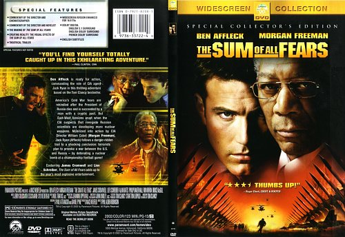 Цена страха / The Sum of All Fears (2002)