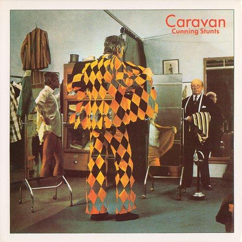Caravan - Cunning Stunts  (1975) - paper sleeve reissue, Japan