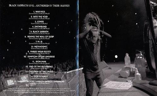 Black Sabbath - 2013 Live… Gathered in Their Masses