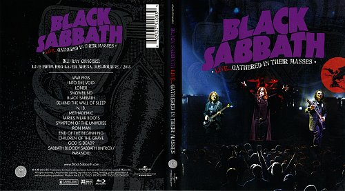 Black Sabbath - 2013 Live… Gathered in Their Masses