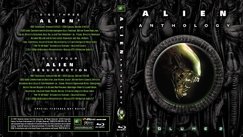 Чужие 1-4 / Aliens 1-4