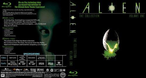 Чужие 1-4 / Aliens 1-4 (1979/1986/1992/1997)