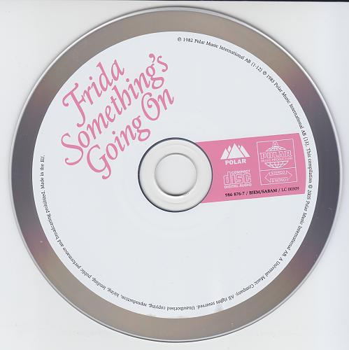 Frida - Something's Going On (1982)