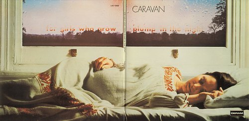 Caravan - For Girls Who Grow Plump In The Night  (1973)