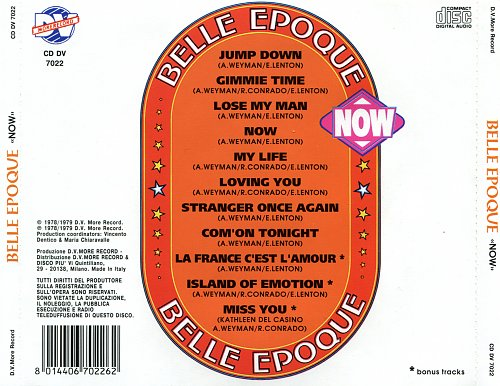 Belle Epoque - Now (1979)