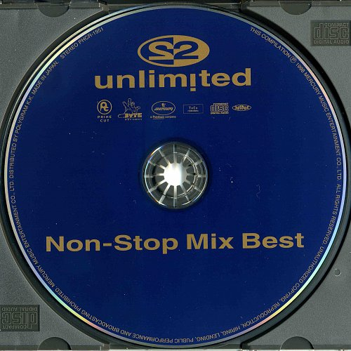 2 Unlimited - Non-Stop (1998)