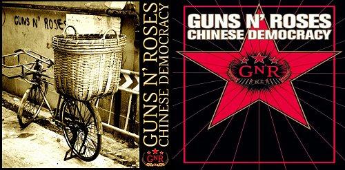 Guns N´ Roses - Chinese Democracy (2008)