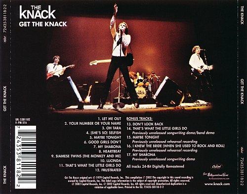 Knack - Get The Knack (1979)