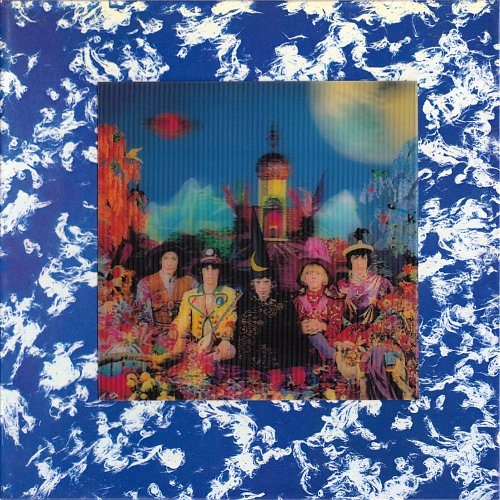 Rolling Stones, The - Their Satanic Majesties Request (1967) - Paper sleeve reissue, Japan