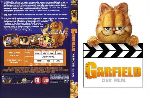 Гарфилд / Garfield (2004)