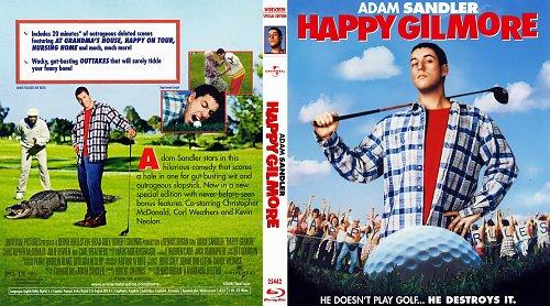 Счастливчик Гилмор / Happy Gilmore (1996)