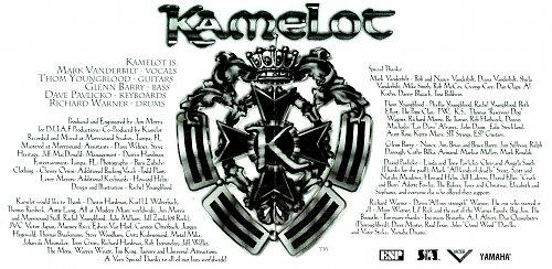 Kamelot - Eternity (1995)