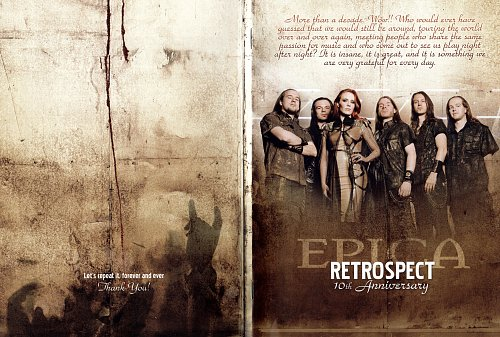 EPICA - Retrospect - 10th Anniversary (3CD+2BD) 2013