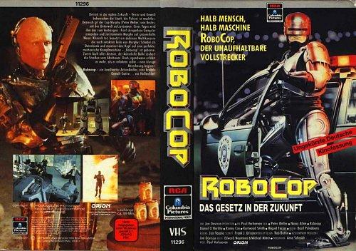 Робокоп / Robocop (1-2)