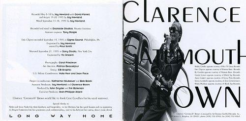 Clarence Gatemouth Brown - Long Way Home (1996)
