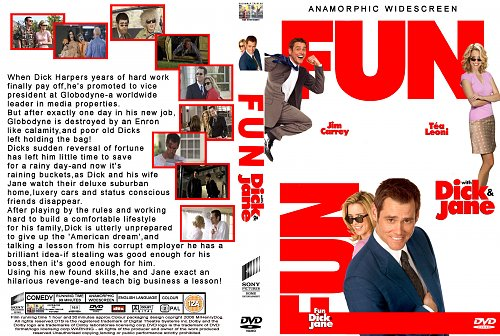 Аферисты Дик и Джейн / Fun with Dick & Jane (2005)