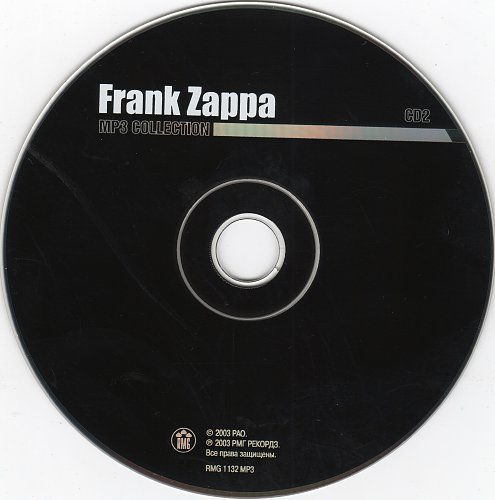 Frank Zappa (MP3 Collection) CD2