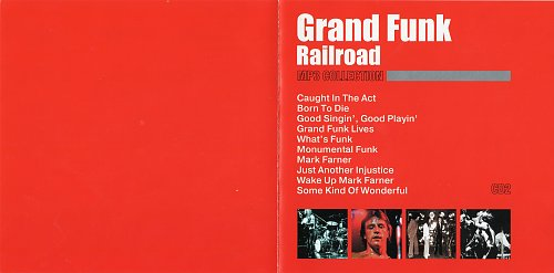 Grand Funk Railroad (MP3 Collection) CD2