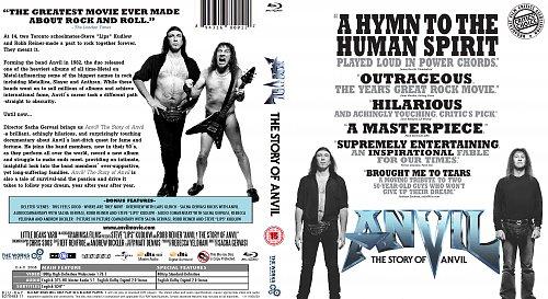 Anvil: История рок-группы / Anvil: The Story of Anvil (2008)