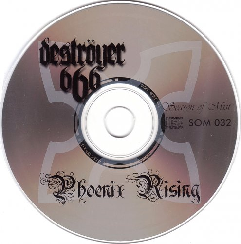 Destroyer 666 - Phoenix Rising (2000)