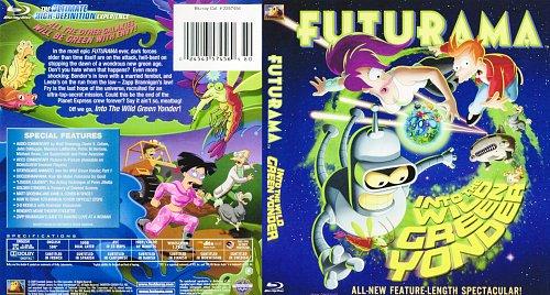 Футурама: В дикие зеленые дали / Futurama: Into the Wild Green Yonder (2009)