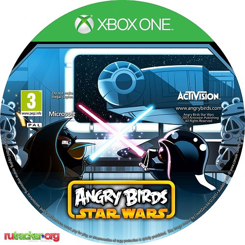 Angry Birds Star Wars PAL