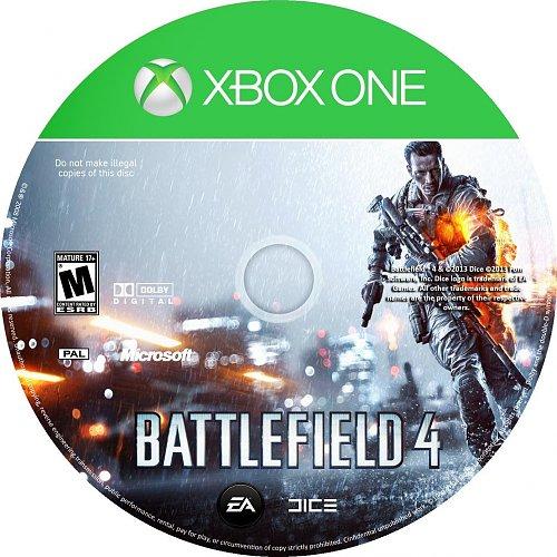 Battlefield 4 PAL