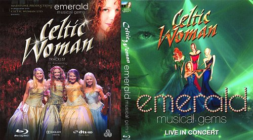 Celtic Woman: Emerald Musical Gems – Live at Morris Performing Arts Center 2013 cover