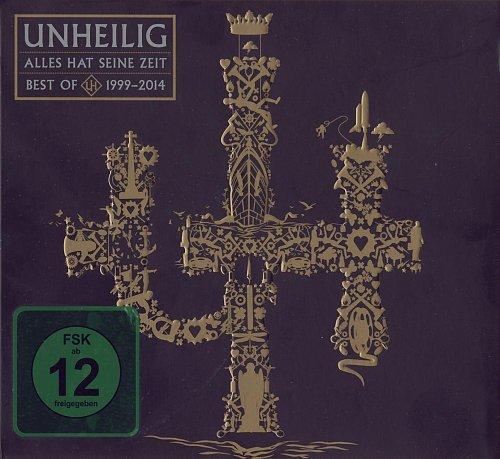 Unheilig - Alles Hat Seine Zeit (Best Of 1999-2014) (CD+DVD) 2014