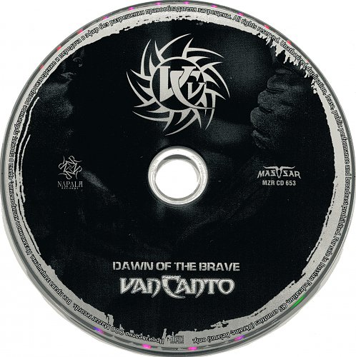Van Canto - Dawn Of The Brave (Limited Edition 2CD, Russia) 2014