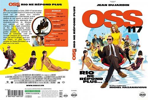 Агент 117: Миссия В Рио / OSS 117: Rio ne répond plus (2009)
