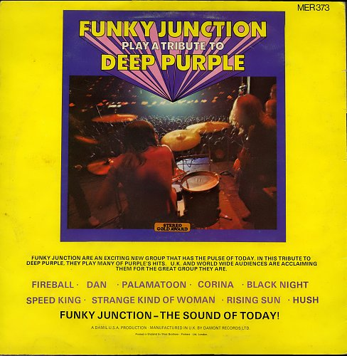 Funky Junction - Play A Tribute To Deep Purple (1973)