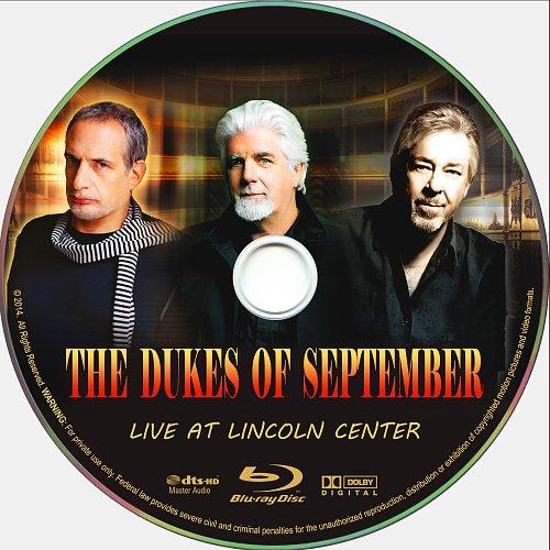 The Duke Of September - Live at Lincoln Center (2014)