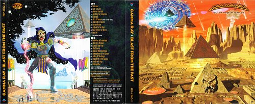 Gamma Ray - Blast From The Past (2000) Japan
