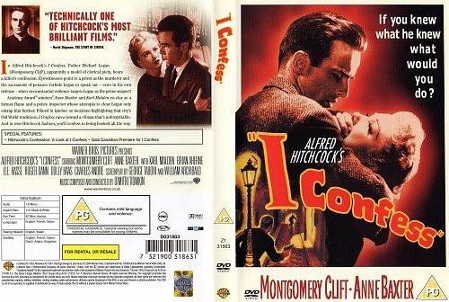 Я исповедуюсь/I Confess (1953)
