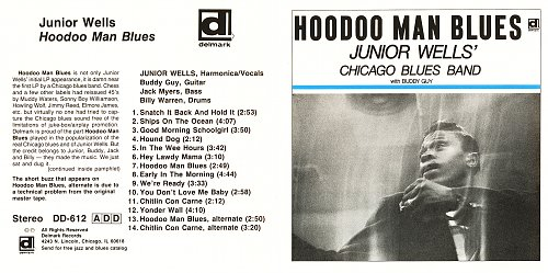 Junior Wells - Hoodoo Man Blues (1965)