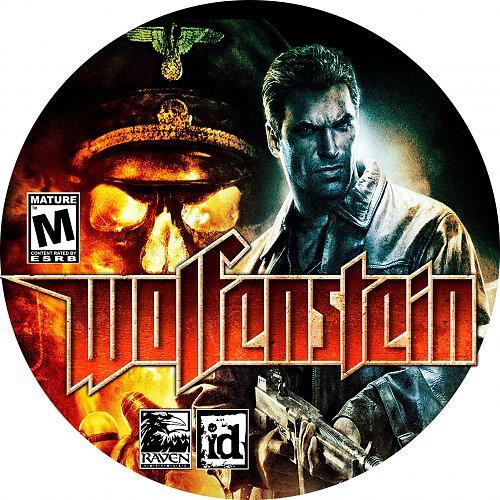 Wolfenstein обложки и задувки