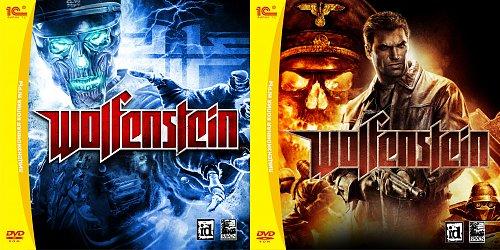 Wolfenstein обложки и задувки.