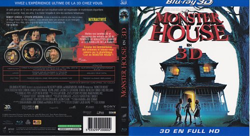 Дом монстр / Monster House (2006)