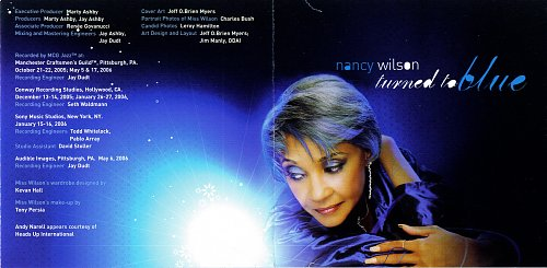 Nancy Wilson - Turned To Blue (2006)