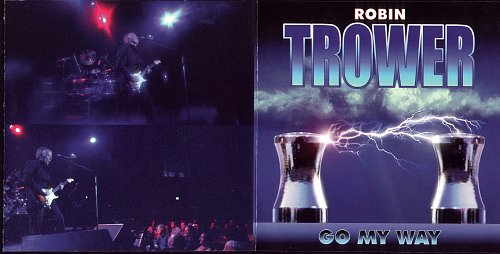Robin Trower - Go My Way (2000)