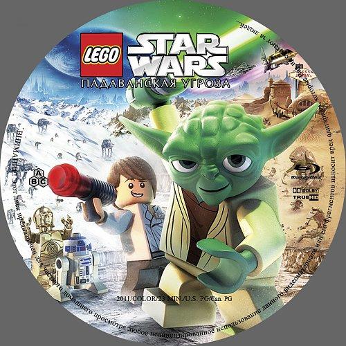 Lego Звездные войны: Падаванская угроза / Lego Star Wars: The Padawan Menace (2011)