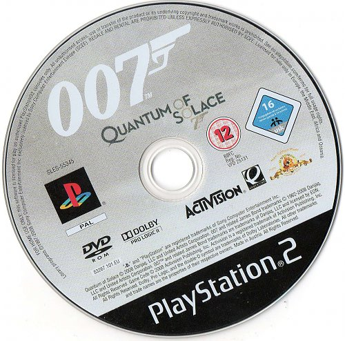 007: Quantum of Solace