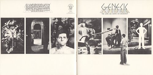 Genesis - The Lamb Lies Down On Broadway (1974) - Paper sleeve reissue, Japan  - 2CD+DVD