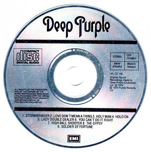 Deep Purple - Stormbringer (1974)
